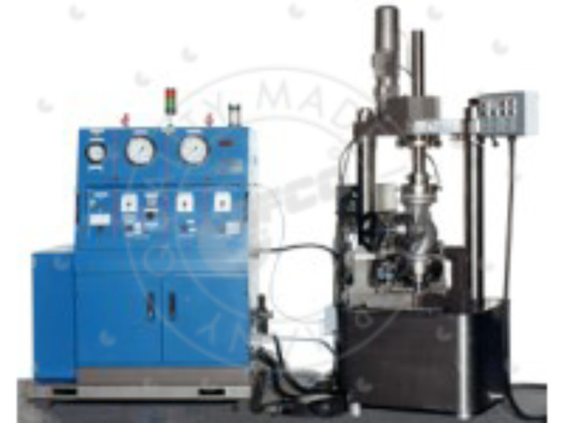 Automatic Testbench Shut Off Valves PS- 7.5A/15A  (DN 15 - DN 250)