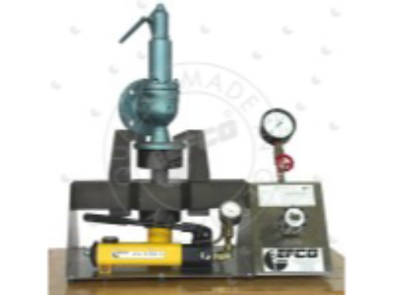 Portable Testbench for Safety Valves PS-T/SV5 (DN 10 - DN 80)